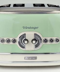 Ariete Toaster Vintage 4 fette verde Tostapane