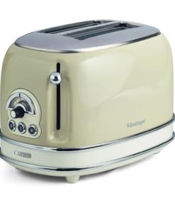 Ariete Toaster Vintage 2 fette beige Tostapane