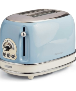 Ariete Toaster Vintage 2 fette celeste Tostapane