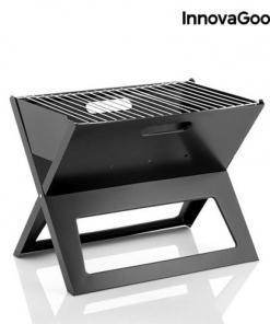 Barbecue a Carbone Portatile a Valigetta
