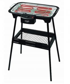 Barbecue elettrico con Piedistallo potenza max 2400w