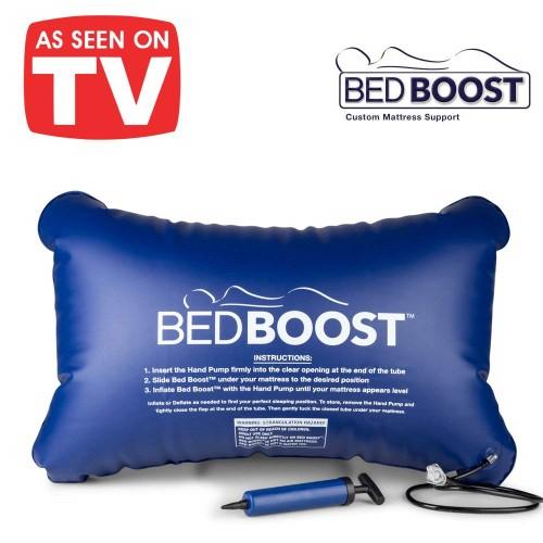 Cuscino Alza Materasso Gonfiabile Bed Boost