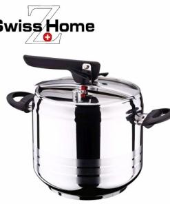 Pentola a Pressione in Acciaio da 5 litri Swiss Home Zurich