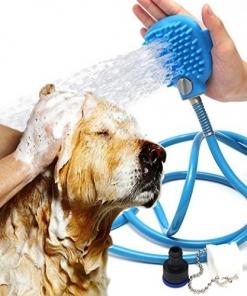 Spazzola ad Acqua Per Lavare e Pettinare i Tuoi Piccoli Amici