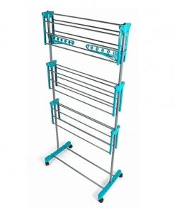 Stendibiancheria verticale su tre livelli Max XL