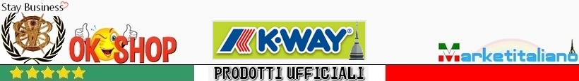 K-Way Giubbotti K002II0 LILY THERMO PLUS DOUBLE CORTO donna Cold buster ClivioBotticelli.it